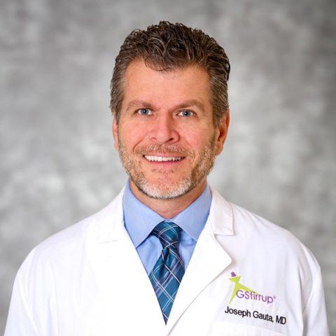 Dr. Joseph Gauta, MD Creator of the GStirrup®.