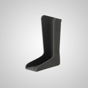 The GStirrup Liners provide soft and comfortable cushioning for the patient.